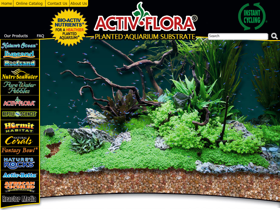 Aquarium Gravel Suppliers